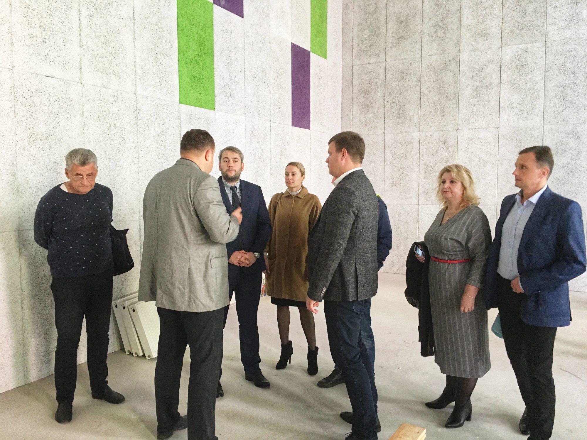 Діючий очільник Київської області Михайло Бно-Айріян сьогодні приїхав у місто Українку -  - 5E7AB977 42FB 48F5 A298 AC0660599E49 2000x1500
