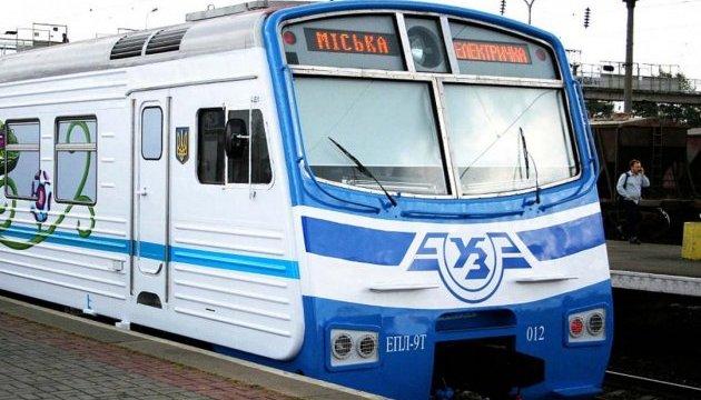 Київпастранс: 9 рейсів міської електрички відмінено -  - 630 360 1469157183 5156
