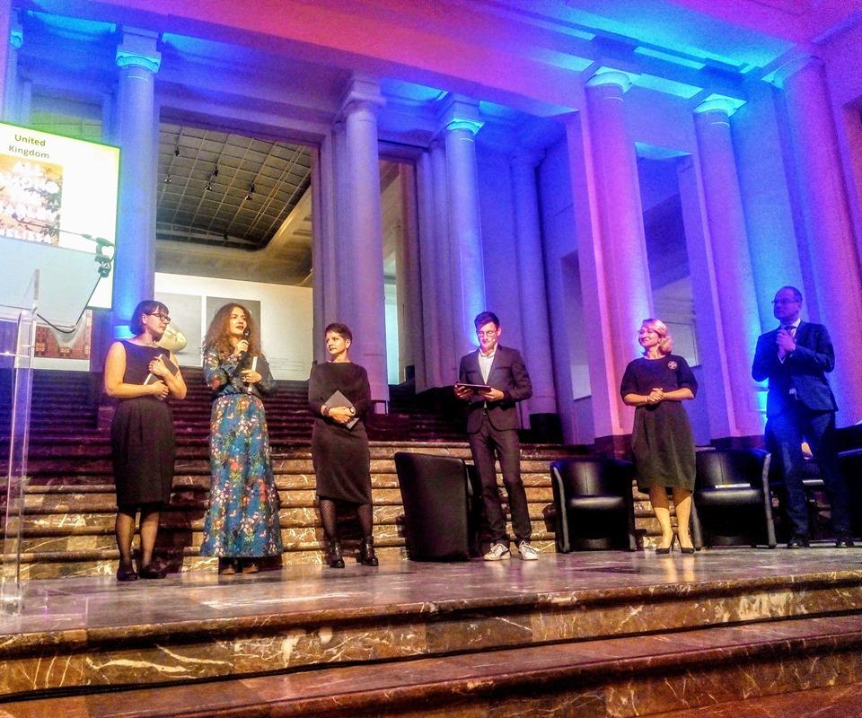Українська письменниця вперше отримала літературну премію ЄС