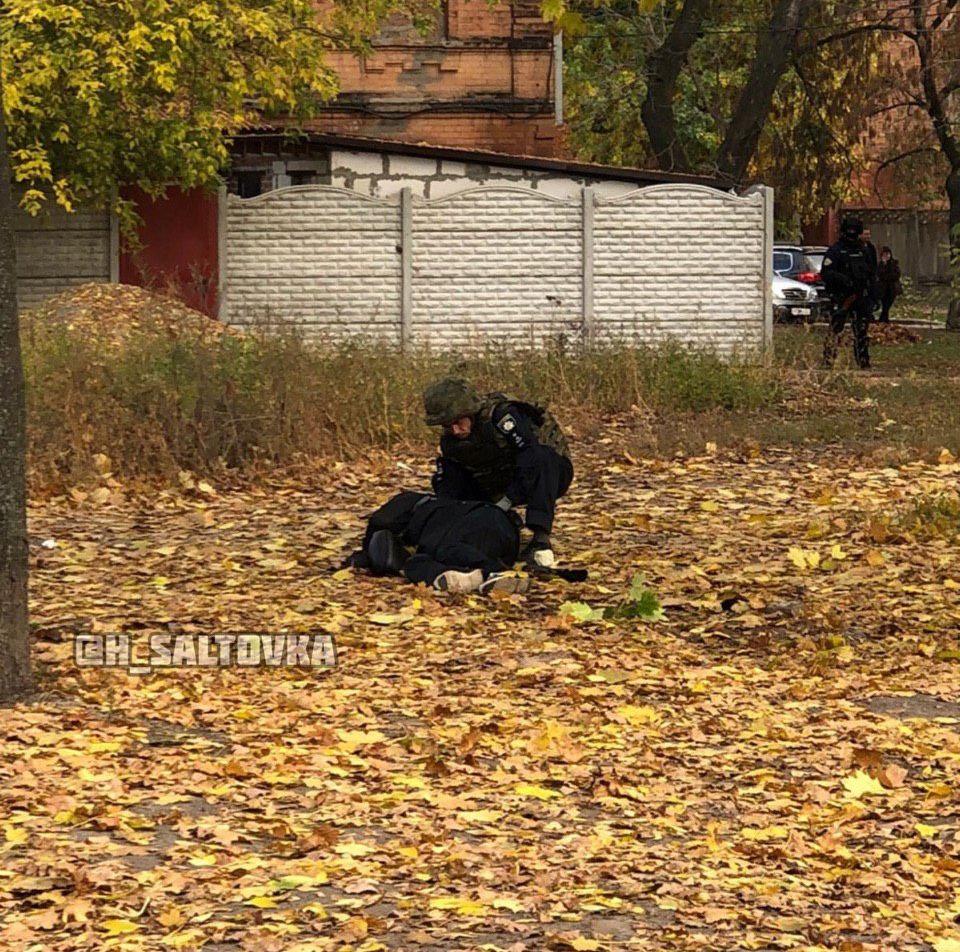 Кілер підірвав себе: стали відомі подробиці вогнепальних баталій у Харкові -  - 71963883 768231786937678 3500765651843153920 n