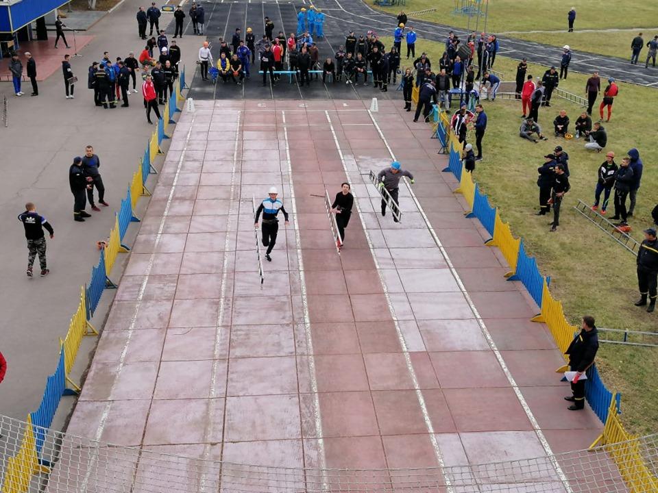 Визначилися найкращі рятувальники Київщини з пожежно-прикладного спорту -  - 72070527 2747366098615534 8396264105622634496 n