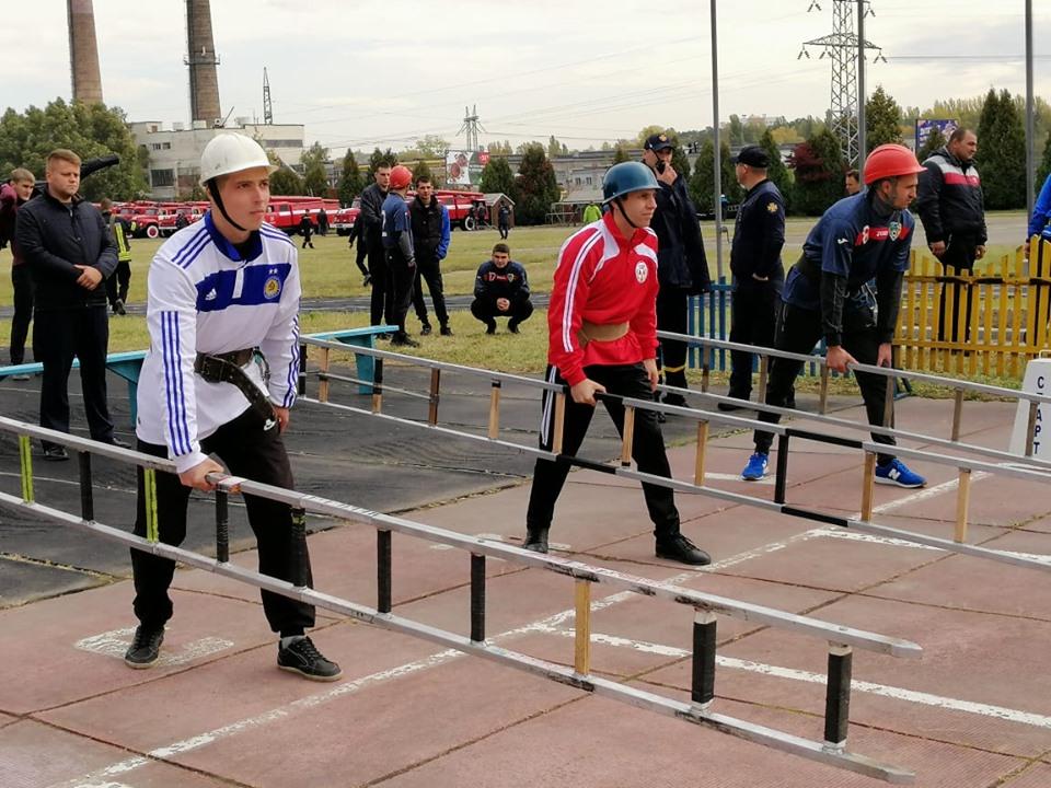 Визначилися найкращі рятувальники Київщини з пожежно-прикладного спорту -  - 72369919 2747366095282201 2734656602790428672 n