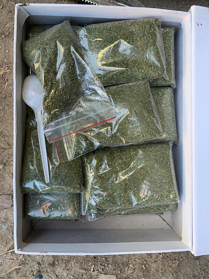У гаражі обухівчанина знайшли зброю та наркотики -  - 72433437 1912355582241976 567397452185862144 n