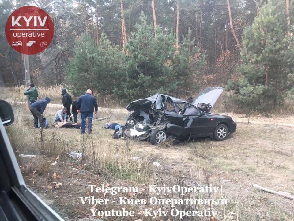 Смертельна ДТП на Столичному шосе під Києвом -  - 72668994 833384970390924 7294573185670840320 n