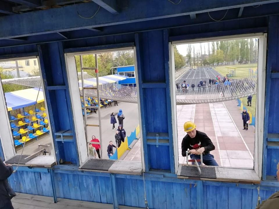 Визначилися найкращі рятувальники Київщини з пожежно-прикладного спорту -  - 72682570 2747366108615533 7036169669467701248 n
