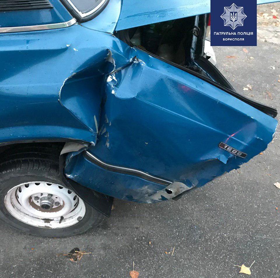 У Борисполі поліцейські ловили втікача, який спричинив ДТП -  - 72747525 2518363095052144 680005095185711104 n