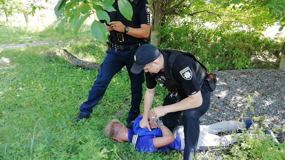 У Білій Цілій четверо молодиків напали на 40-річного чоловіка: свідків події розшукують - розбійний напад, поліція Білої Церкви - 72966627 459022481399657 8802587704249286656 n