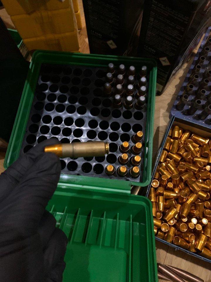 На Київщині ліквідували канал контрабанди зброї та боєприпасів -  - 73425806 2348395442044228 281155710316707840 n