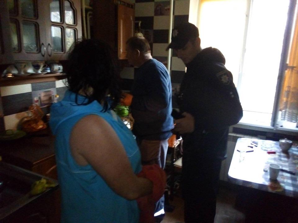 У Борисполі жінка ледь не вкоротила віку собі та сусідам -  - 74268829 2505236326417770 6612678012817113088 n