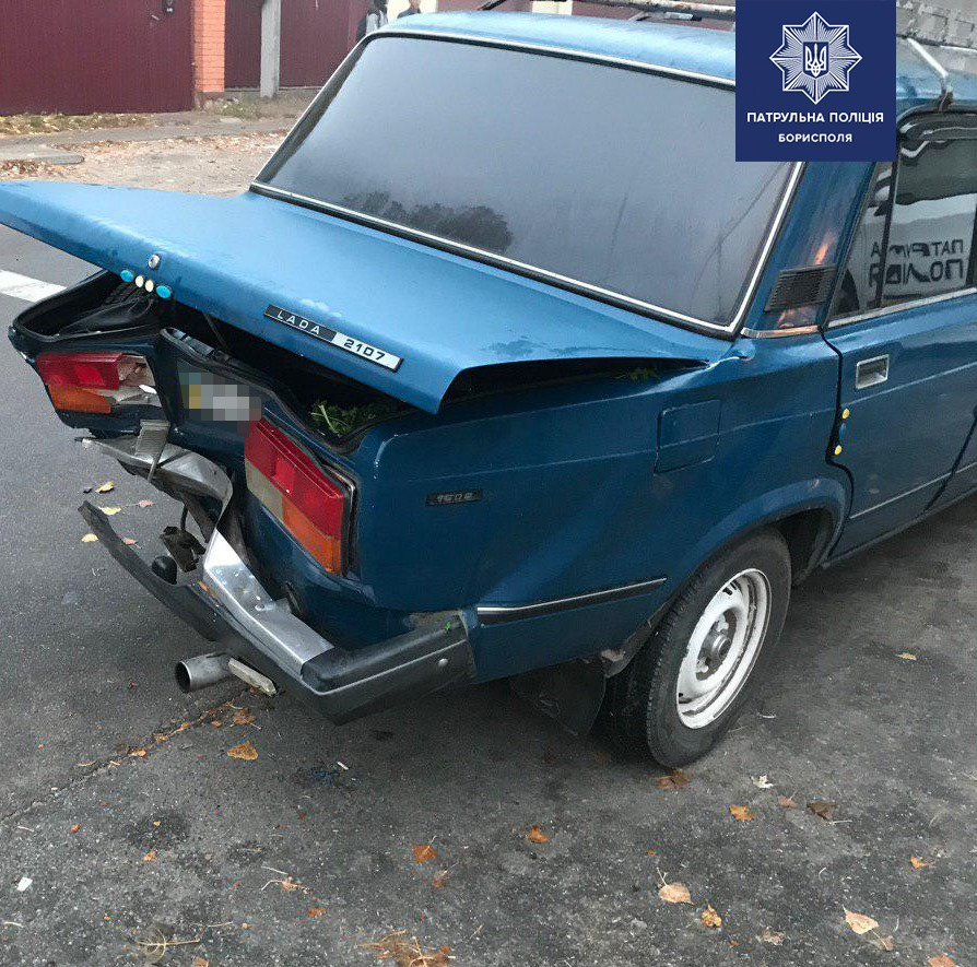 У Борисполі поліцейські ловили втікача, який спричинив ДТП -  - 74335431 2518363081718812 6055355845238063104 n