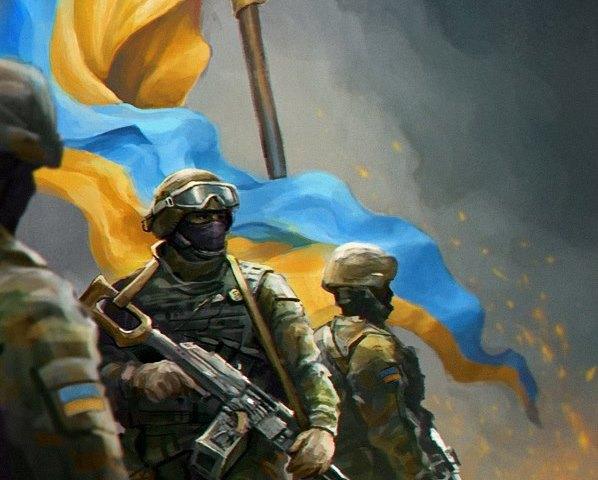Флешмоб до Дня захисника України