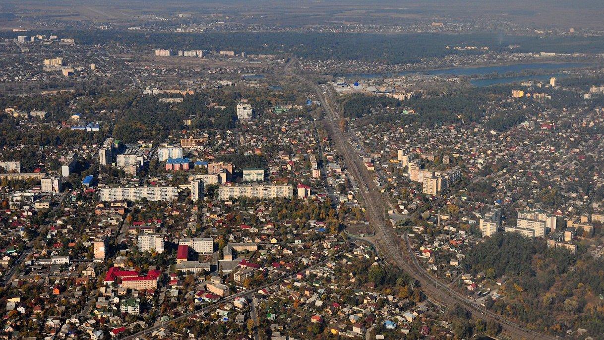 805624 Столиця і ще 19 міст Київської області утворили агломерацію