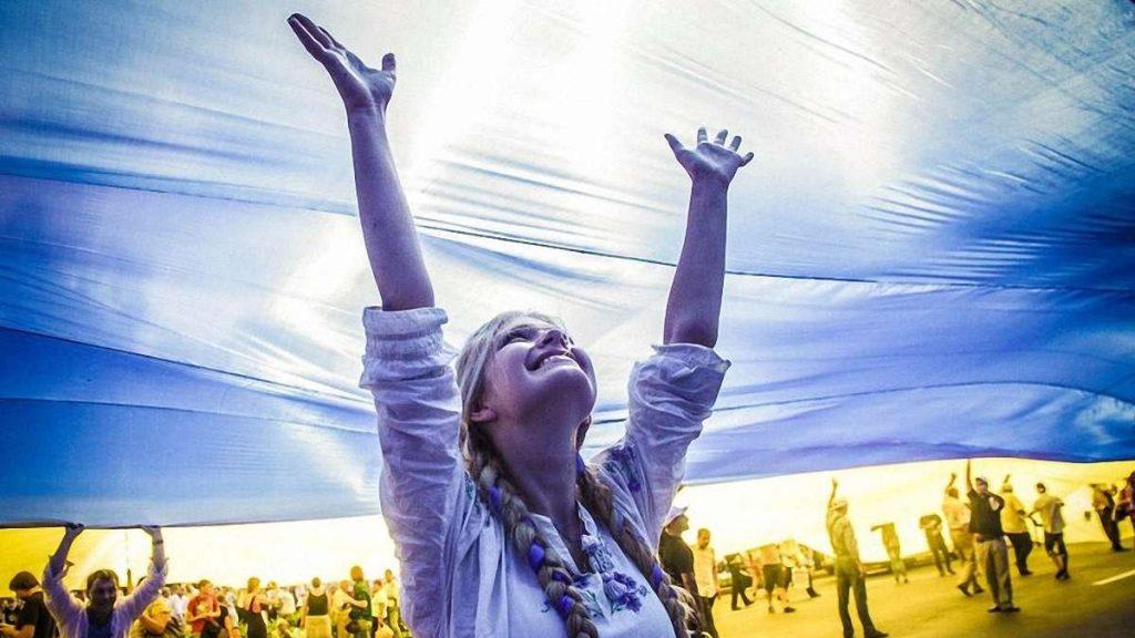 У Верховній Раді зареєстрували проєкт про перенесення Дня Незалежності на 22 січня - Україна, законопроект, День незалежності України, Верховна Рада України, Акт злуки УНР та ЗУНР - 854449 1024x576