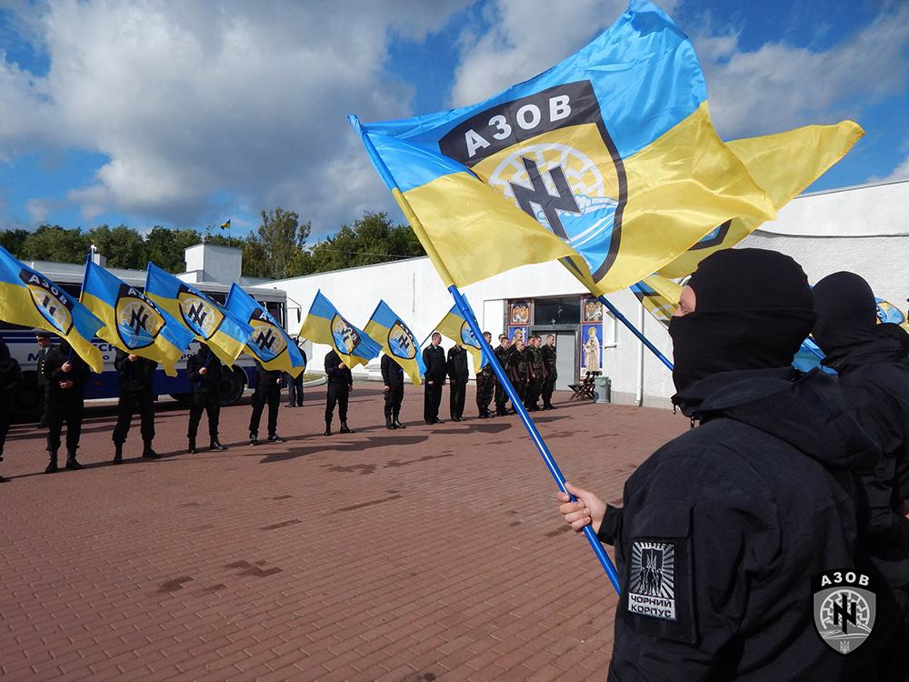 """Американські конгресмени вимагають визнати """"Азов"""" терористичною організацією -  - 91243"""