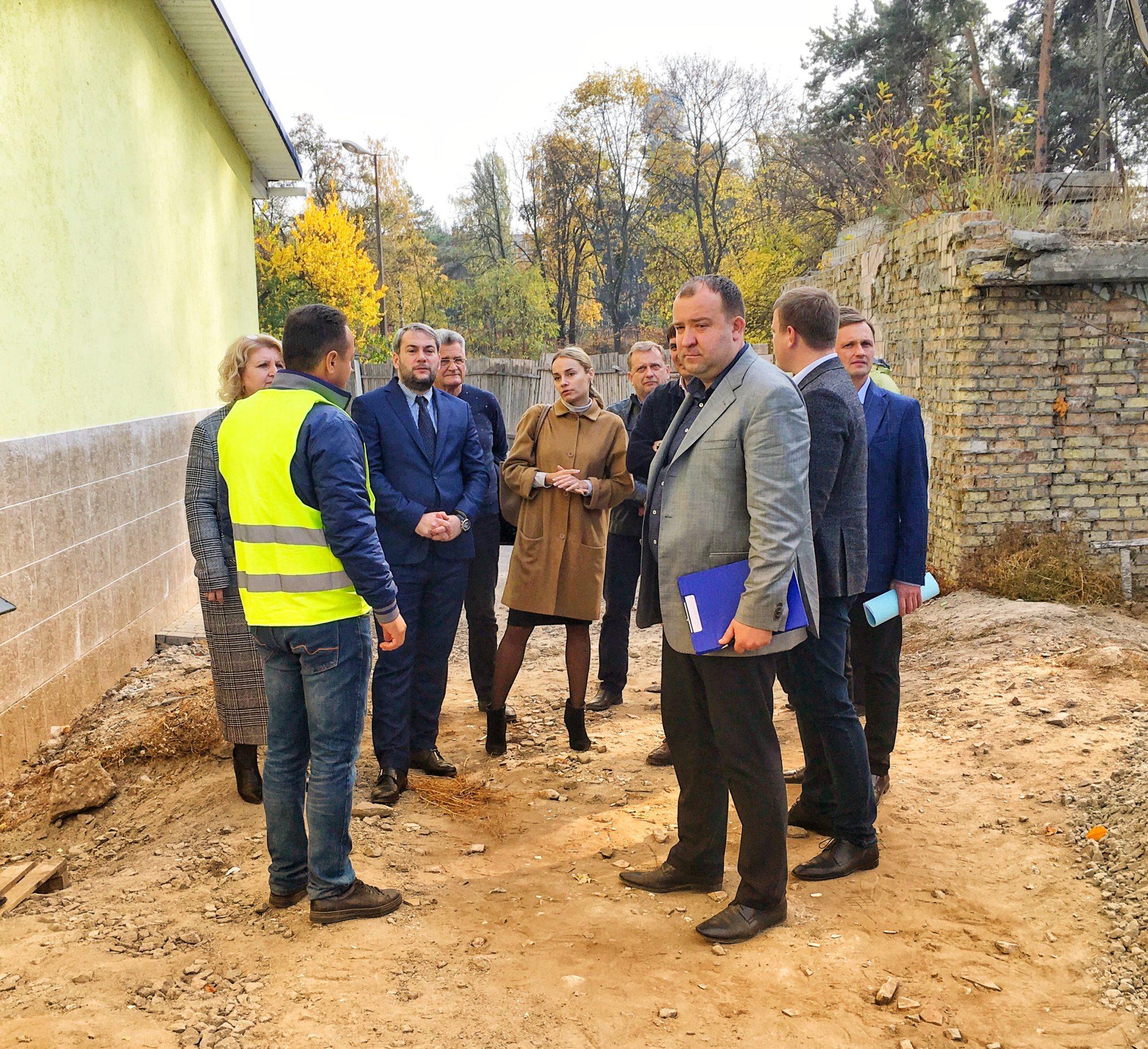 Діючий очільник Київської області Михайло Бно-Айріян сьогодні приїхав у місто Українку -  - A1211D67 903C 4200 9FD1 B2472340FEB7 2000x1828