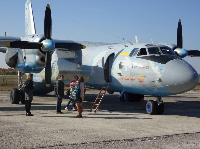 """Крилате свято: у Гостомелі відзначали 50-річний та 60-літній ювілеї літаків Ан-26 та Ан-24 - Приірпіння, літаки, київщина, ДП """"Антонов"""", Гостомель, Авіація - An 26"""