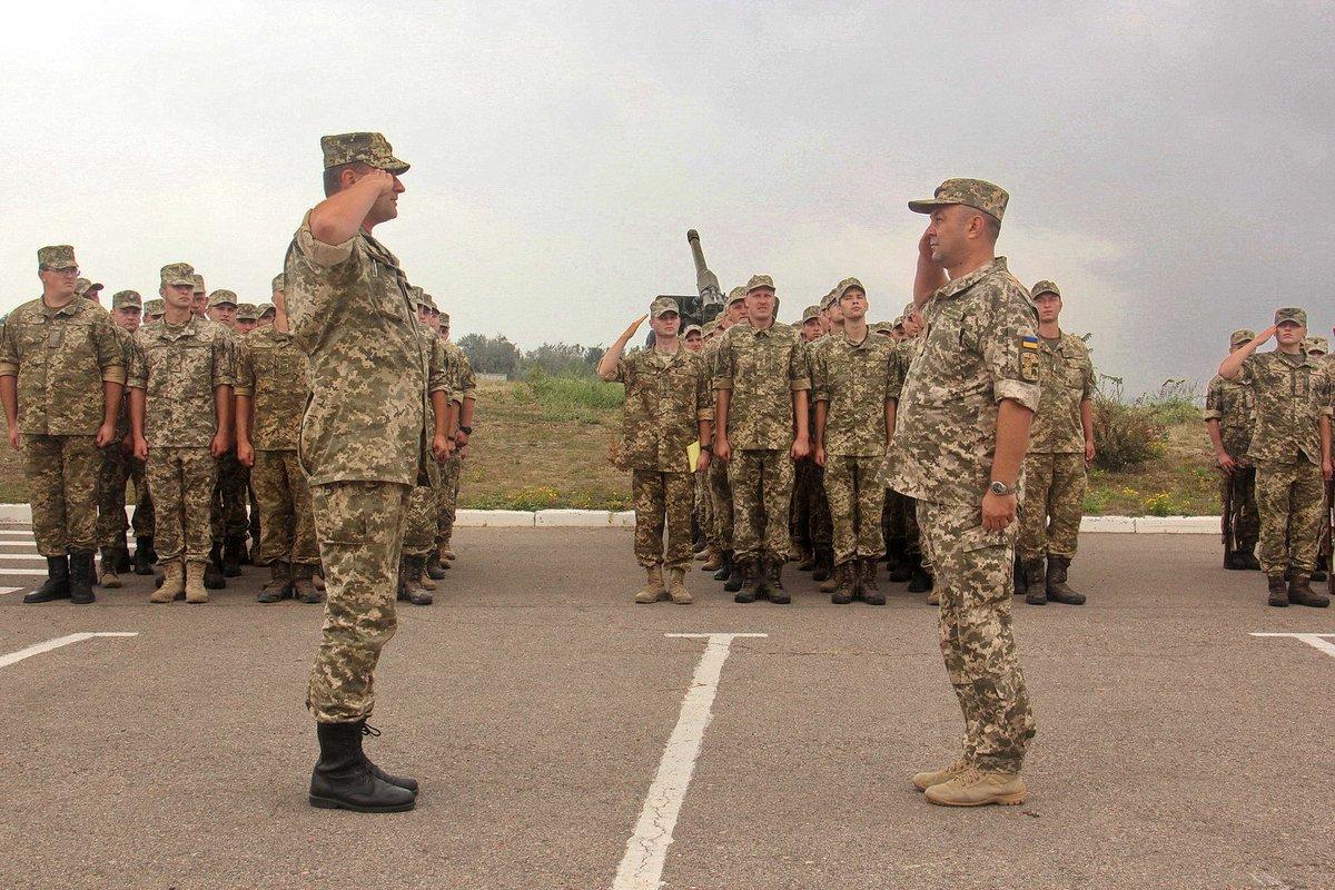 В Україні можуть запровадити нові військові звання -  - DKTVBXEUIAMgd5A