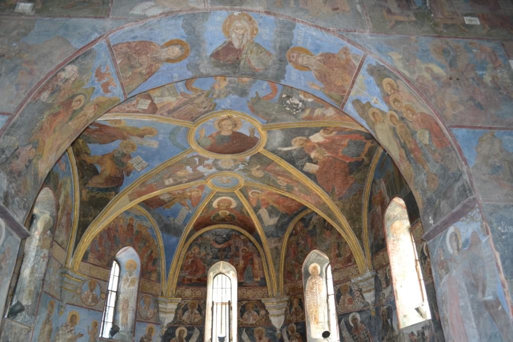 Церква Спаса на Берестові: після реставрації відкрили один з древніх храмів Києва -  - DSC 0018