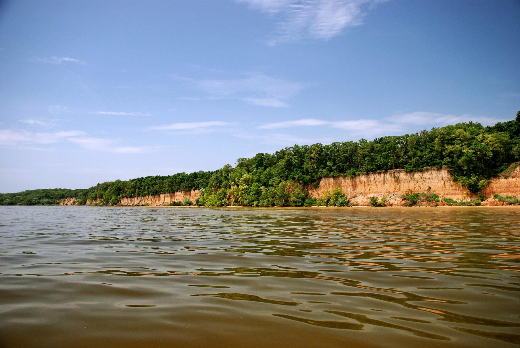 У Дніпрі під Переяславом потонули двоє рибалок -  - DSC 0375 2000x1339