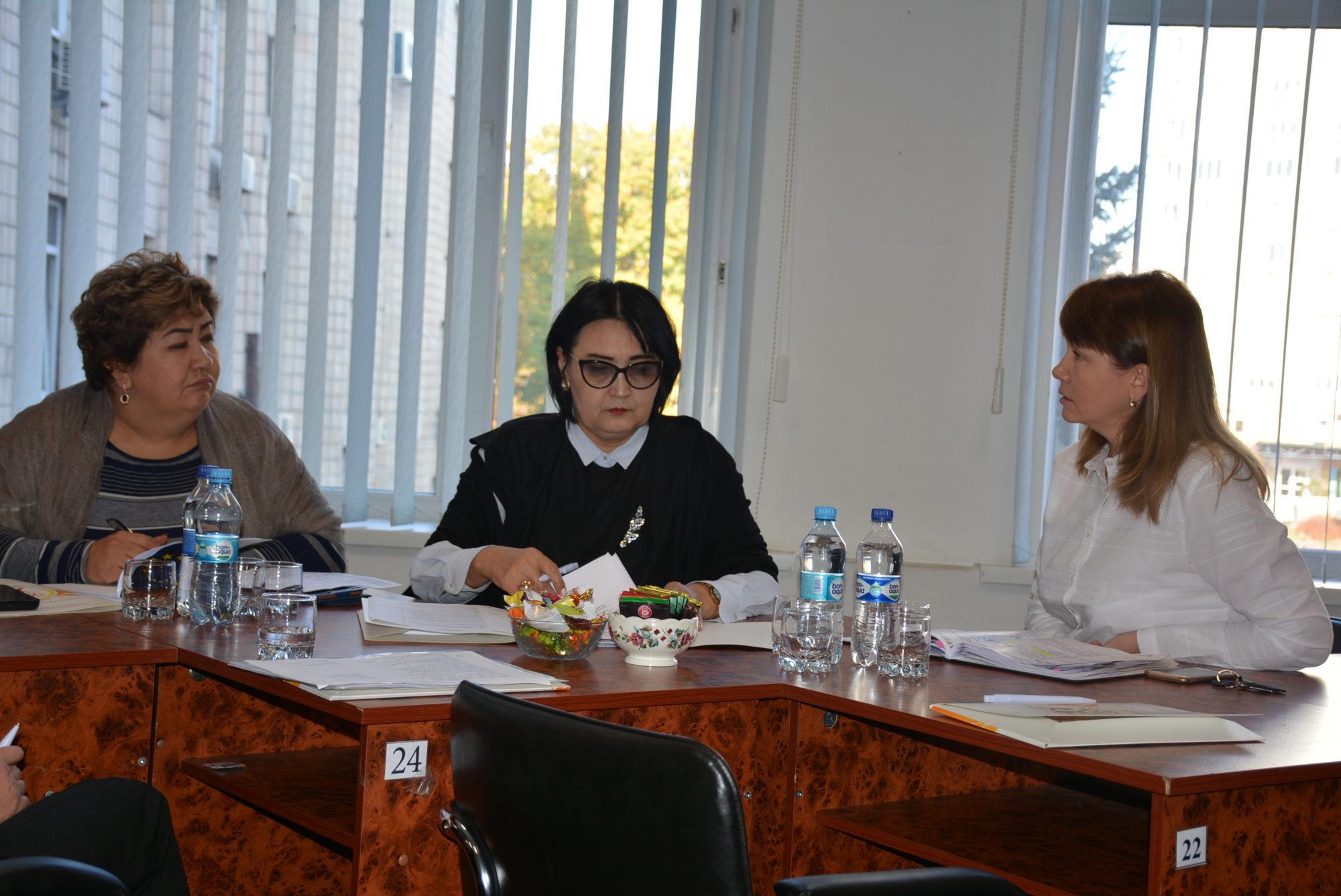 До Броварів завітала делегація з Киргизстану -  - DSC 4510 2000x1337