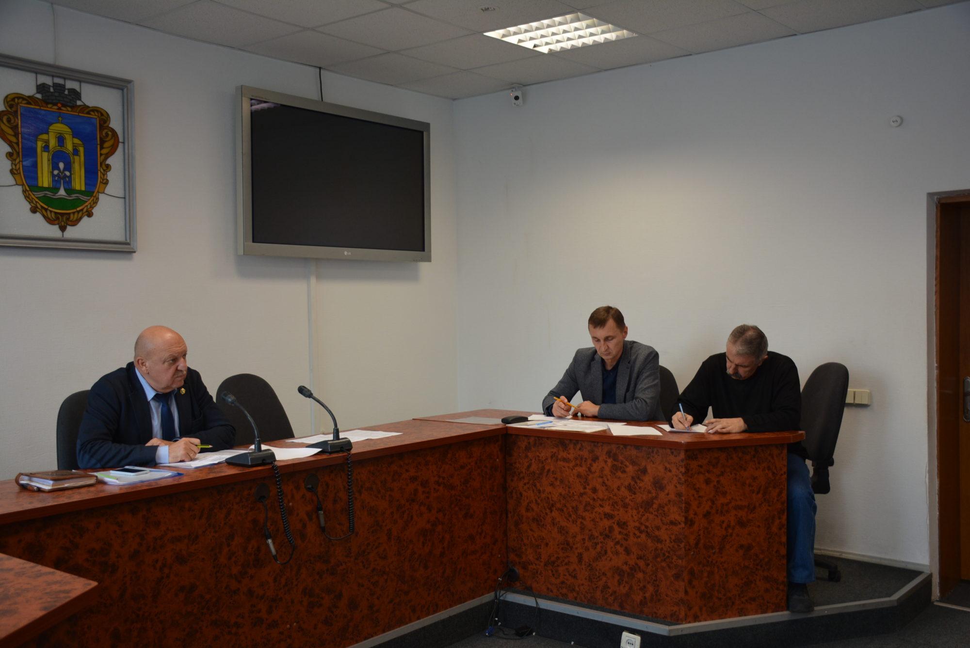 У Броварах відбулося засідання комісії з питань техногенно-екологічної безпеки та надзвичайних ситуацій -  - DSC 5491 2000x1337