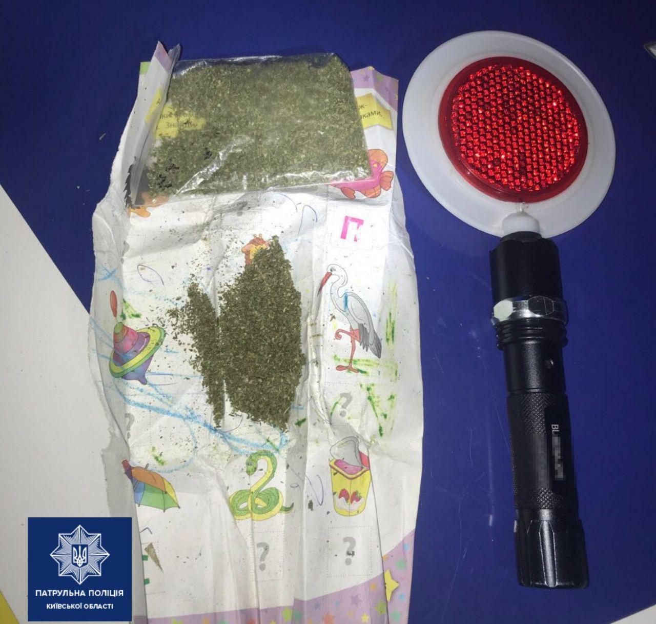 Патрульні Чайок виявили у пасажира авто наркотики -  - E549F486 17A1 4F12 8667 545F52DB2980