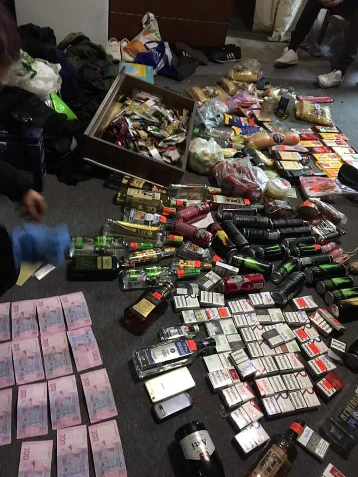 В Ірпені пограбували магазин -  - FB IMG 1570171895433
