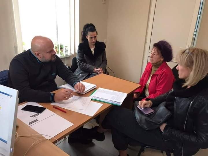 У Боярці відбувся особистий прийом народного депутата від 95-го округу Олександра Горобця -  - FB IMG 1572359293229