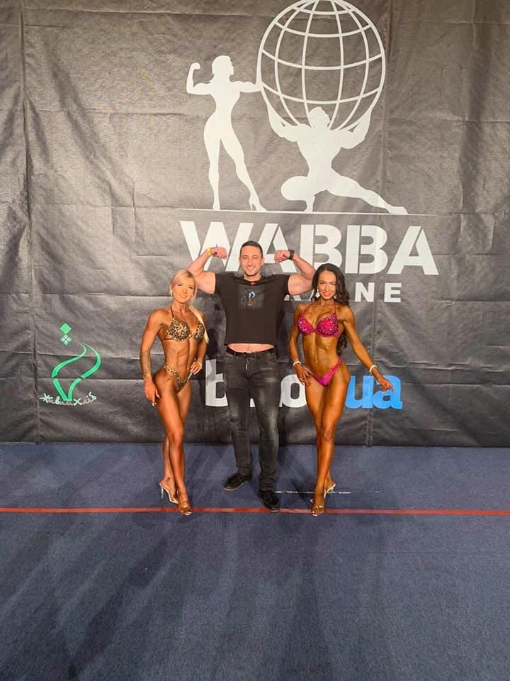 Жіночий бодібілдинг: жителька Бучі Ірина Гарбар — віце-чемпіонка України на змаганнях WABBA 2019 -  - Garbar bodi 3