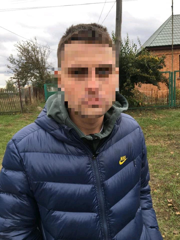 """""""Історичний"""" канабіс: у Гостомелі в молодика виявили наркотичну речовину - Приірпіння, поліція Київщини, наркотична речовина, київщина, канабіс, Ірпінський відділ поліції, Гостомель - Gost ist kanab 1"""