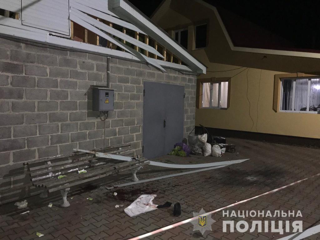 У Требухові на Броварщині чоловік намагався підірвати односельця: обидва в лікарні -  - Granata 3