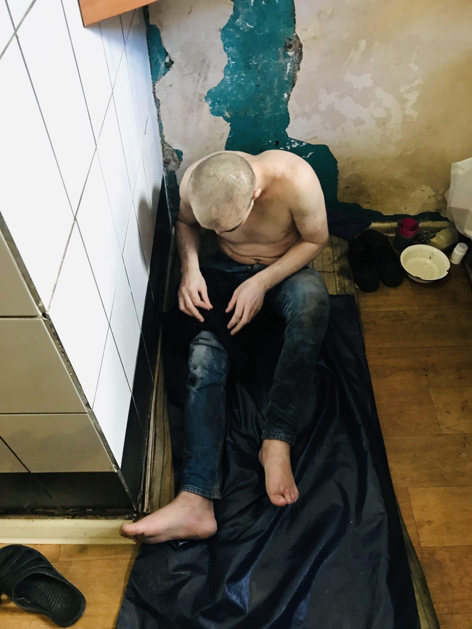 Порушення умов тримання засуджених у Київському слідчому ізоляторі -  - IMG E4421 1500x2000