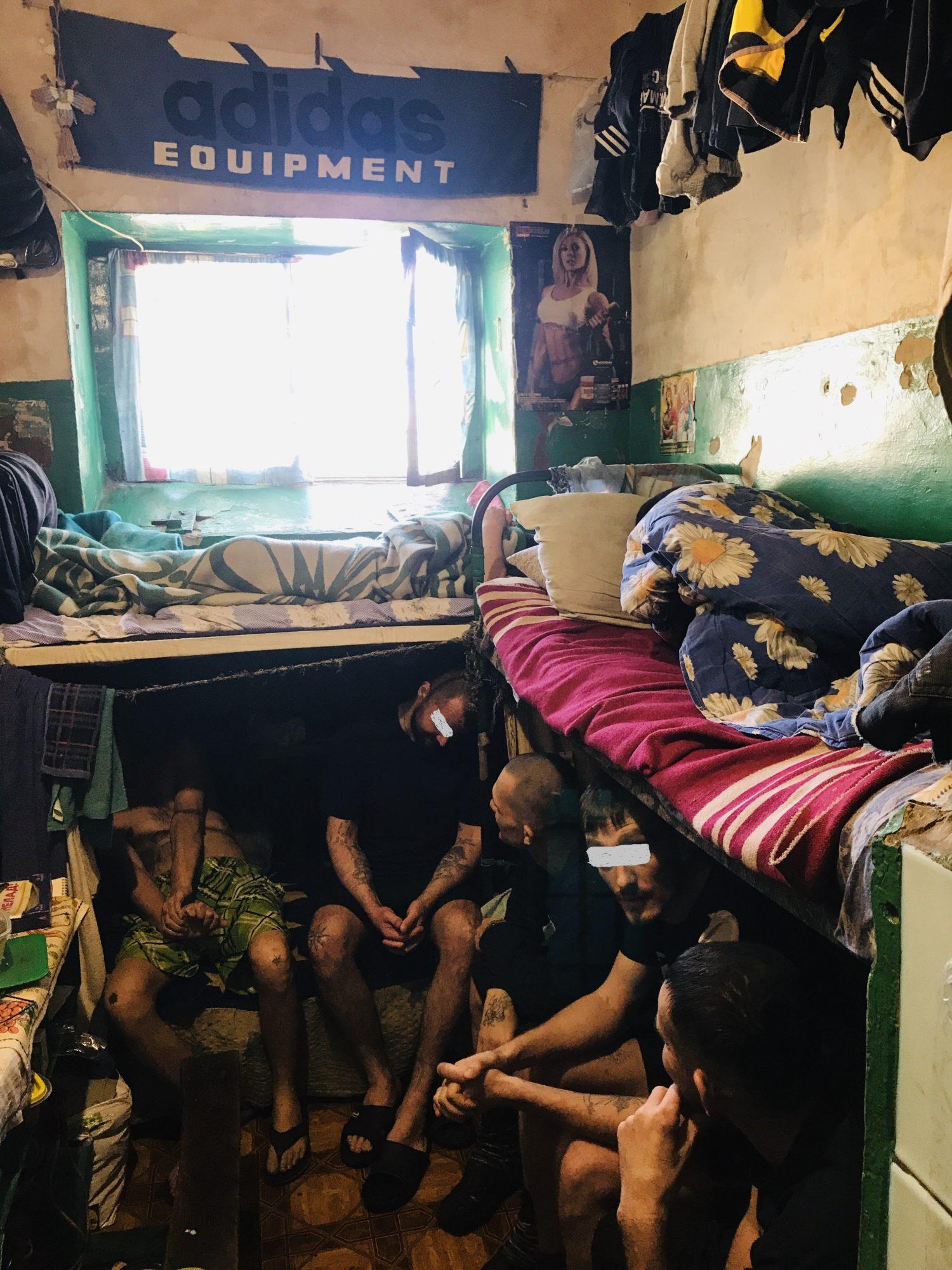 Порушення умов тримання засуджених у Київському слідчому ізоляторі -  - IMG E4431 1500x2000
