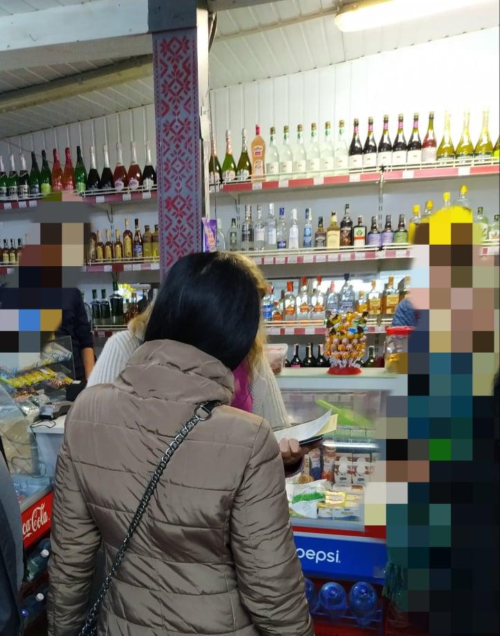У магазині Коцюбинського неповнолітньому продали «слабоалкоголку» - Приірпіння, Порушення закону, поліція Київської області, коцюбинське, київщина, Ірпінський відділ поліції - Koz alko 1
