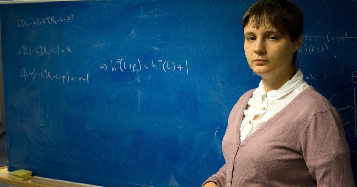 Українка розв'язала рівняння, яке намагалися розгадати впродовж 400 років -  - Maryna V yazovska 1200x630 c 1
