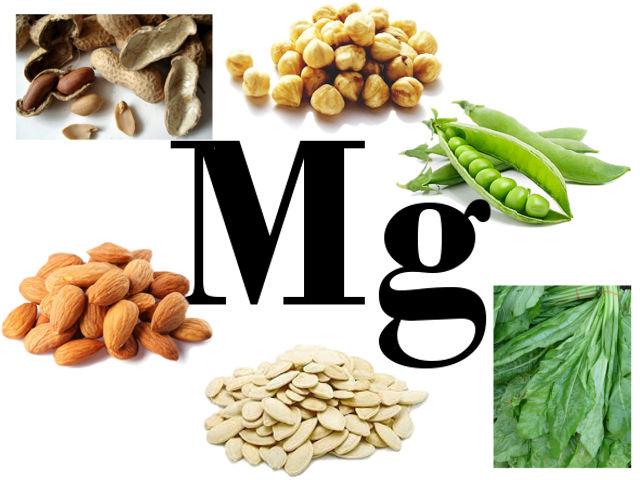 7 ознак нестачі магнію в організмі -  - Mg