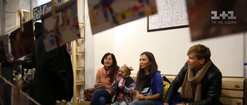 Волонтери створили у Переяславі молодіжний простір -  - Novyj rysunok 23