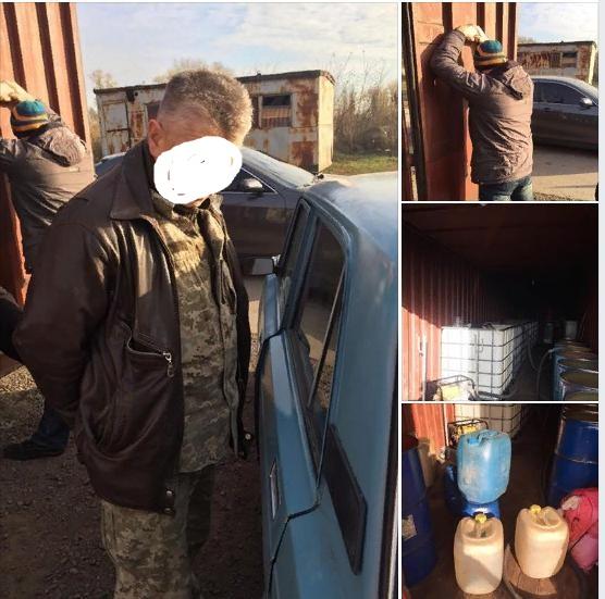 Бориспіль: офіцери з військової частини продавали військове майно -  - Novyj rysunok 28