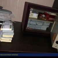 У хабарника вдома знайшли півмільйона доларів - хабар, Україна, СБУ, затримання - SBU2