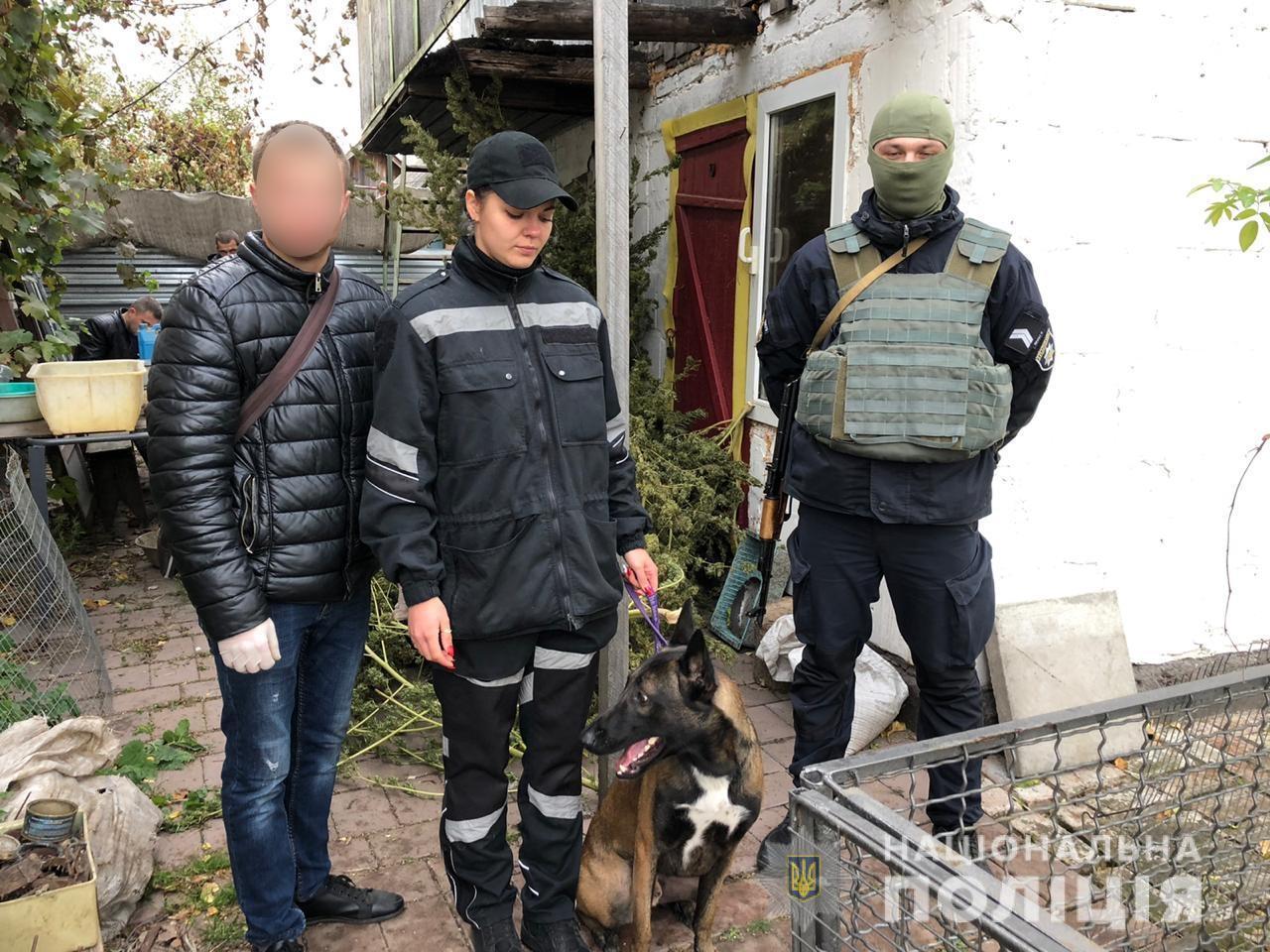 WhatsApp-im На Васильківщині тривають обшуки – шукають наркозлочинців