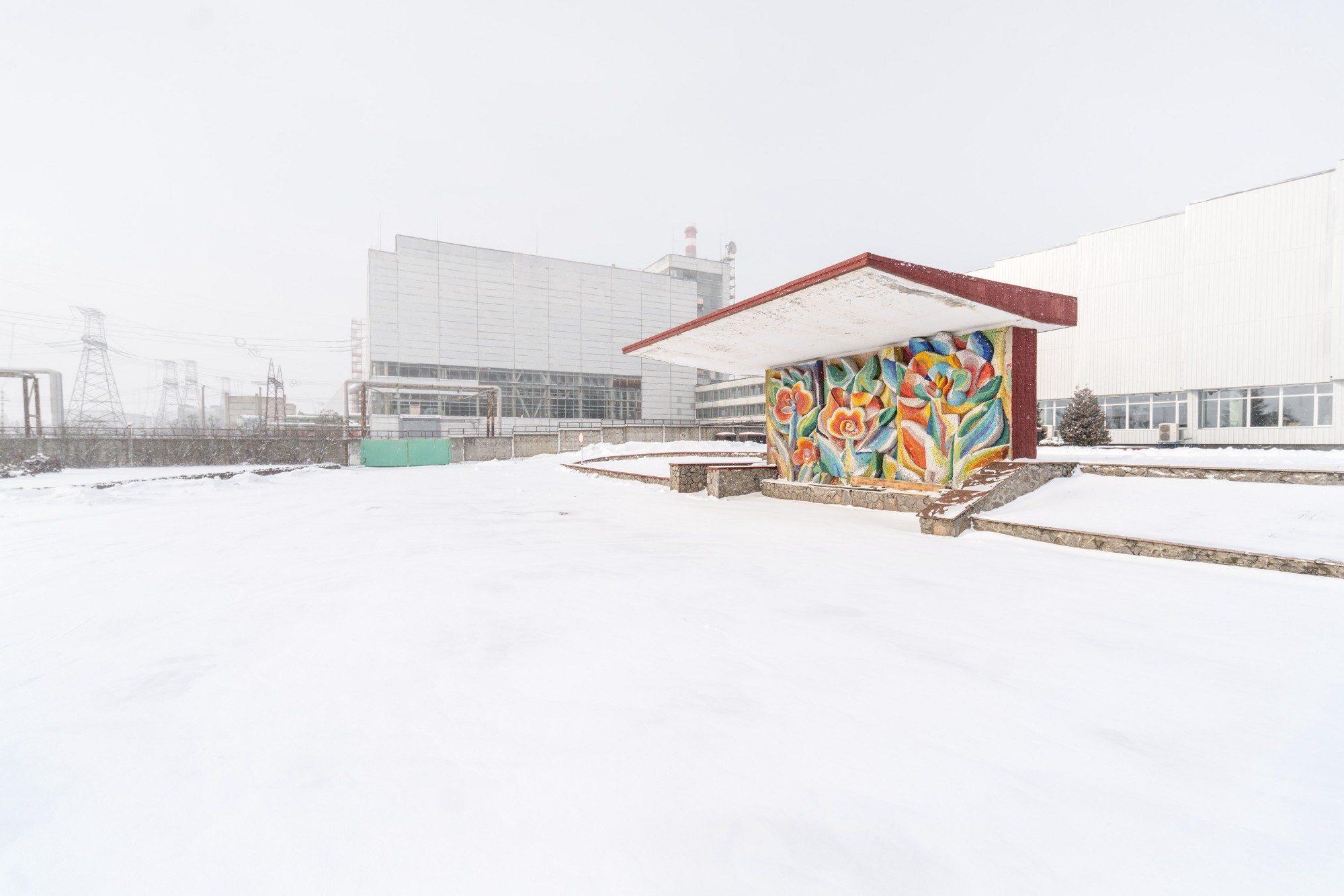 Палаци людей - станції Київського метро -  - Zupynku CHornobyl 2000x1334