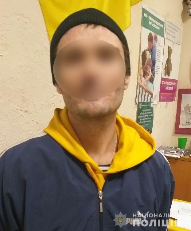 Ірпінська поліція затримала жителя Бучі, який перебував у розшуку -  - bucha admin.jpeg