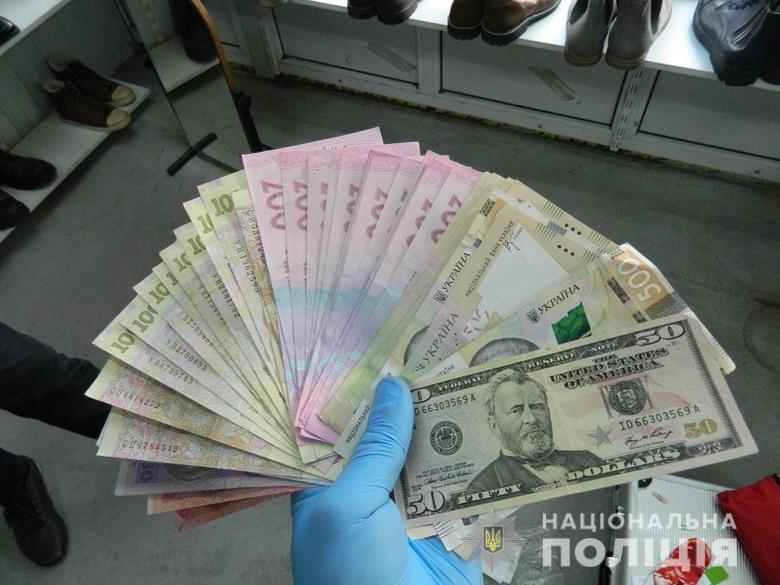 Мешканку Броварів затримали у Києві за крадіжку -  - desnkraz1710192
