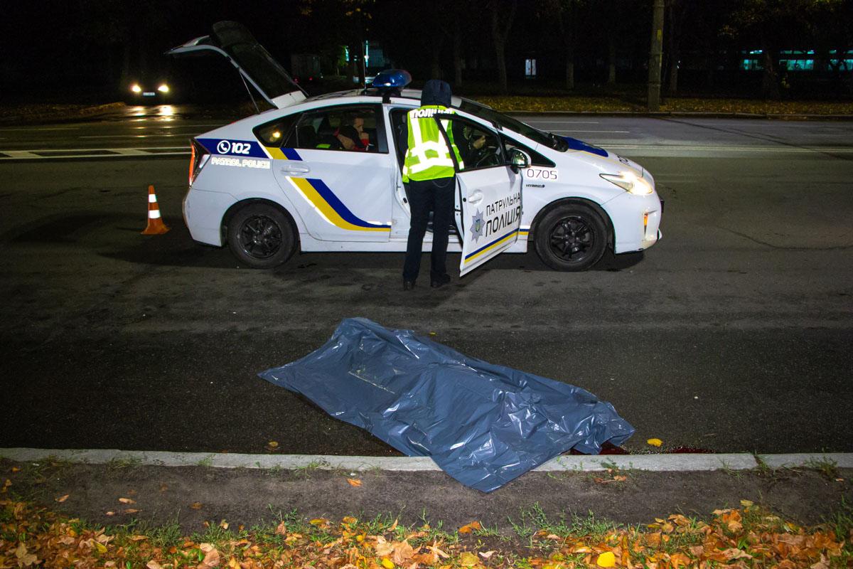 Смерть під колесами: у Києві від наїзду позашляховика загинув чоловік -  - dtp grechki 2