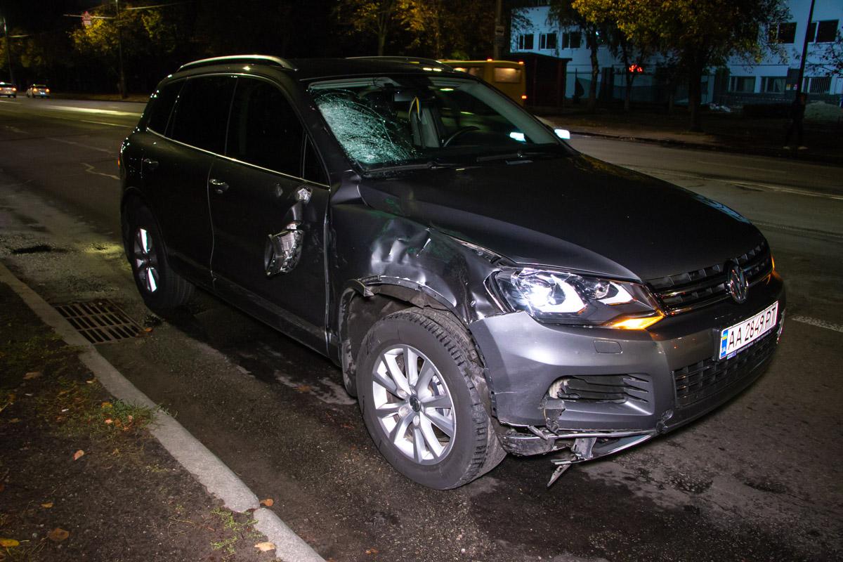Смерть під колесами: у Києві від наїзду позашляховика загинув чоловік -  - dtp grechki 7