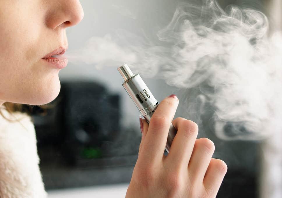 Кількість жертв електронних сигарет у США зросла до 26 -  - e cigarette vaping