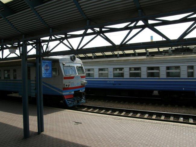 На день на Київщині скасують чотири приміські електрички - приміські електрички, Немішаєве, Клавдієво-Тарасове - elektrichki 30032016