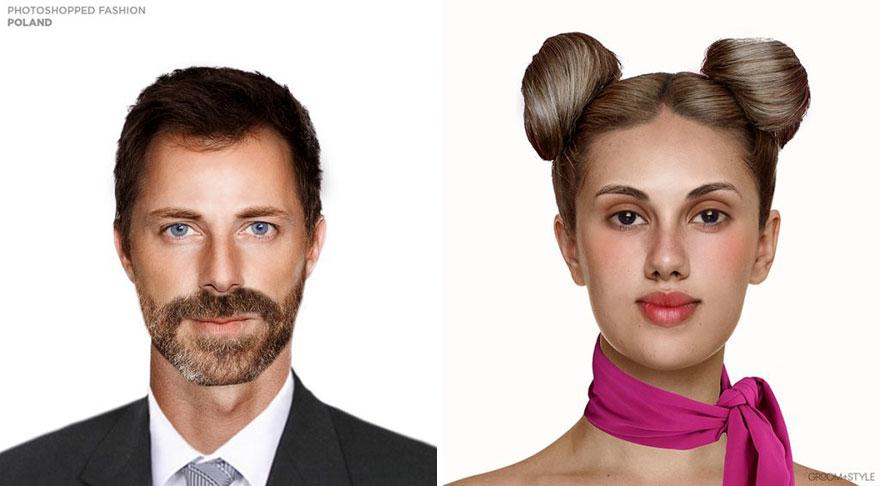 Наскільки ти вписуєшся в моду інших країн (фотопроєкт) -  - f9