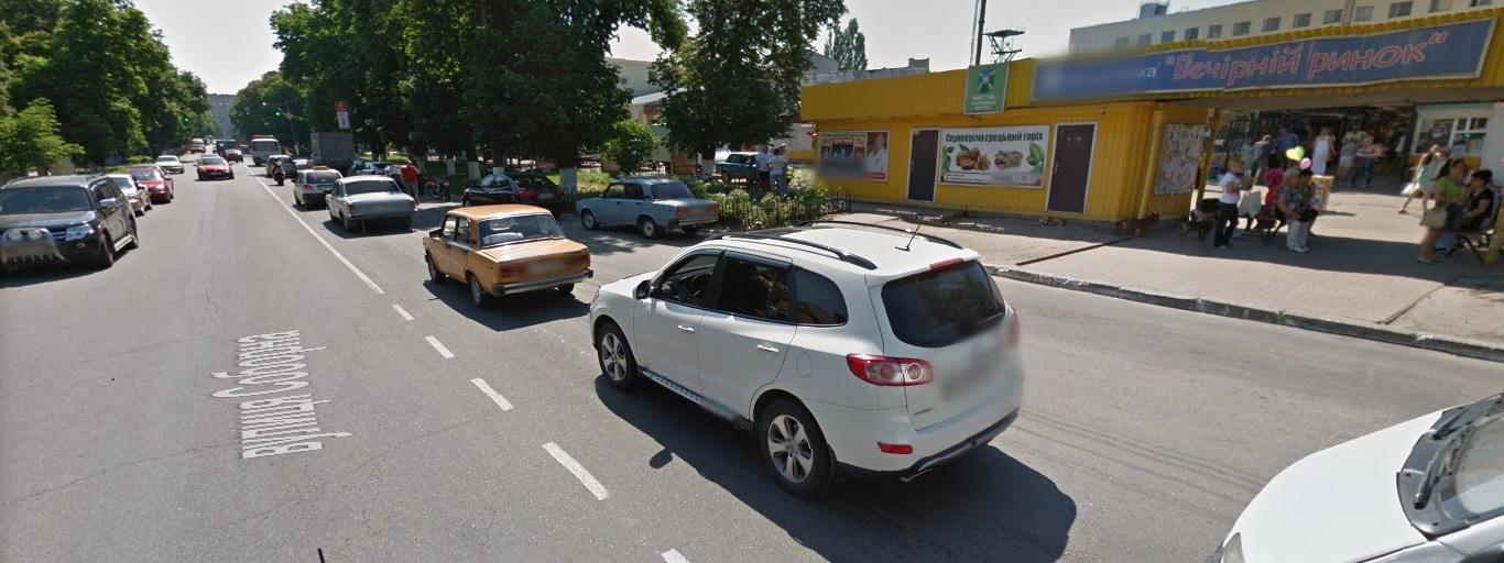 faivaiv Боротьба із заторами: у Фастові скасують два переходи та облаштують кнопковий світлофор у центрі міста