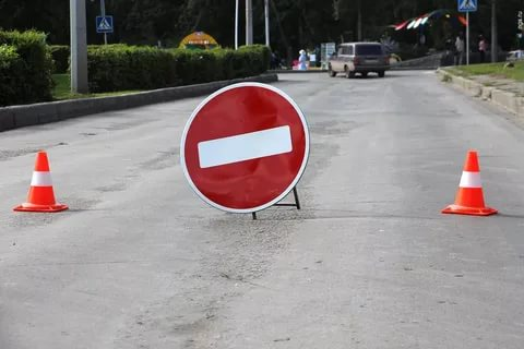 Тимчасове перекриття автомобільного руху в Борисполі: перелік вулиць -  - i 1 1